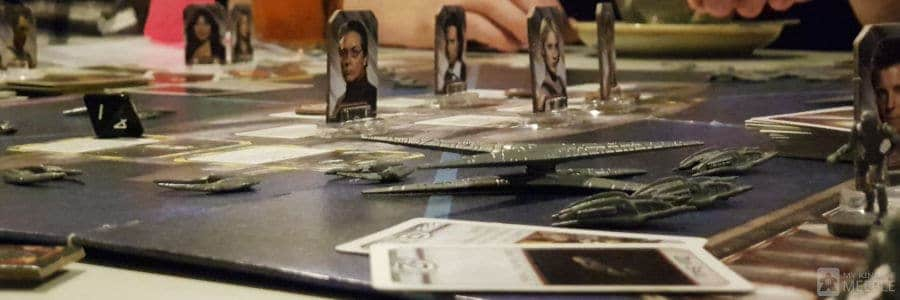 Battlestar Galactica: The Board Game - who is a Cylon?
