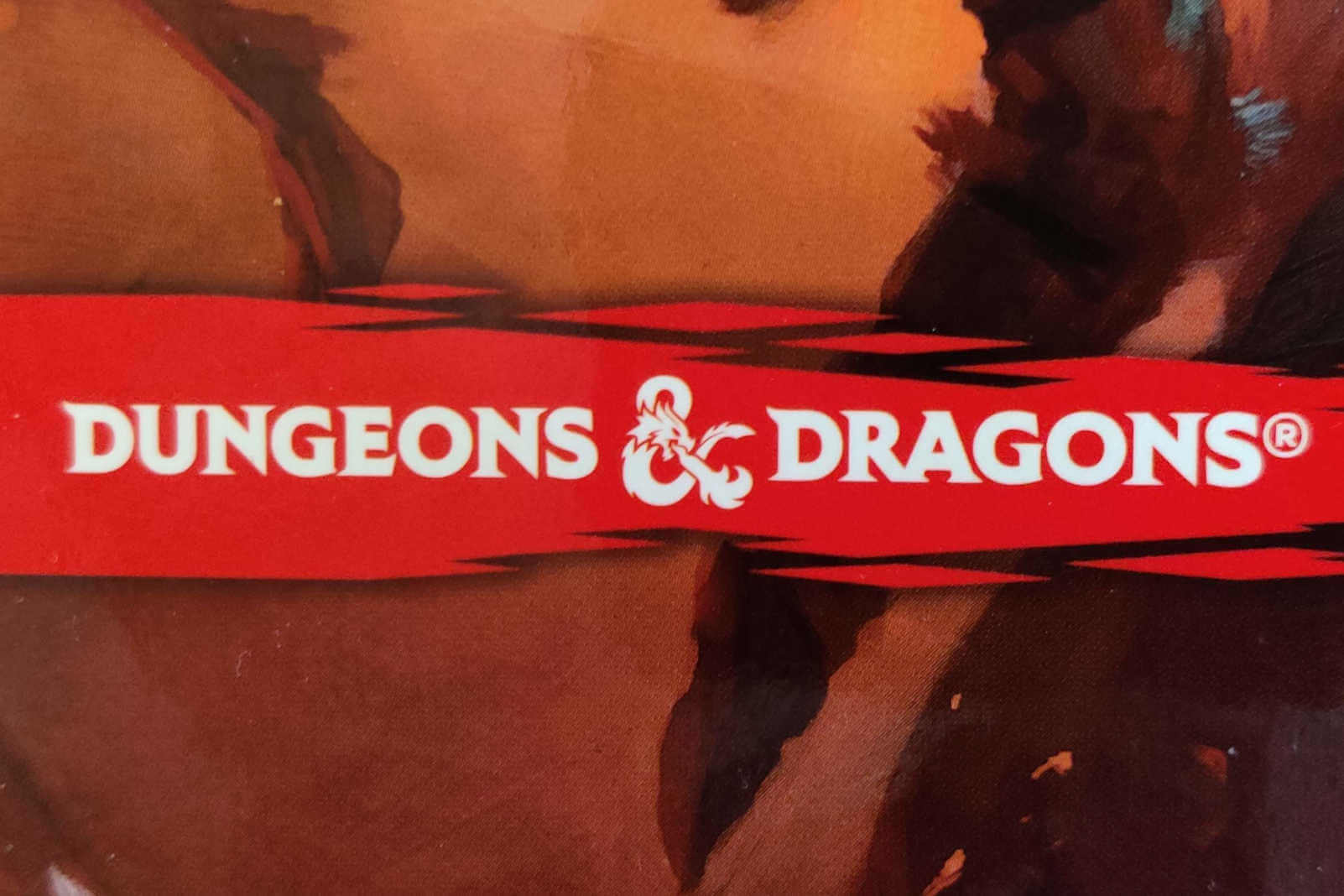 Dungeons and dragons cover