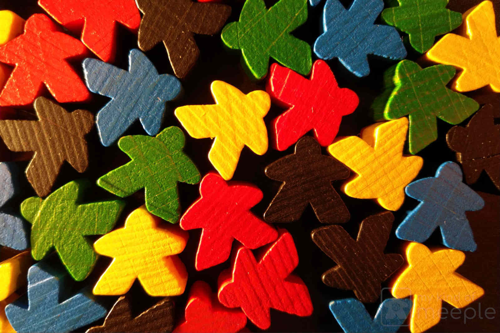 many meeples