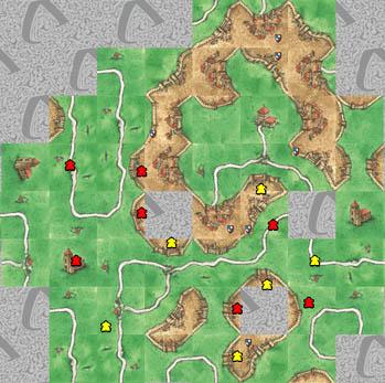 Carcassonne Board Game on BrettspielWelt