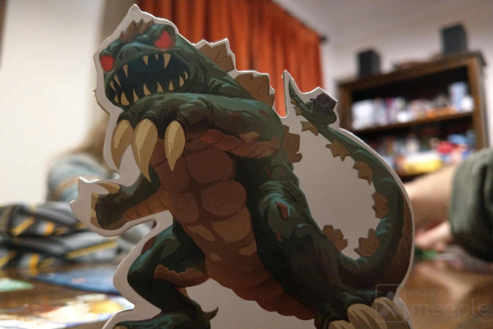 gigasaur king of tokyo