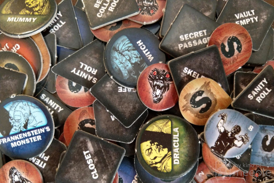 board game tokens