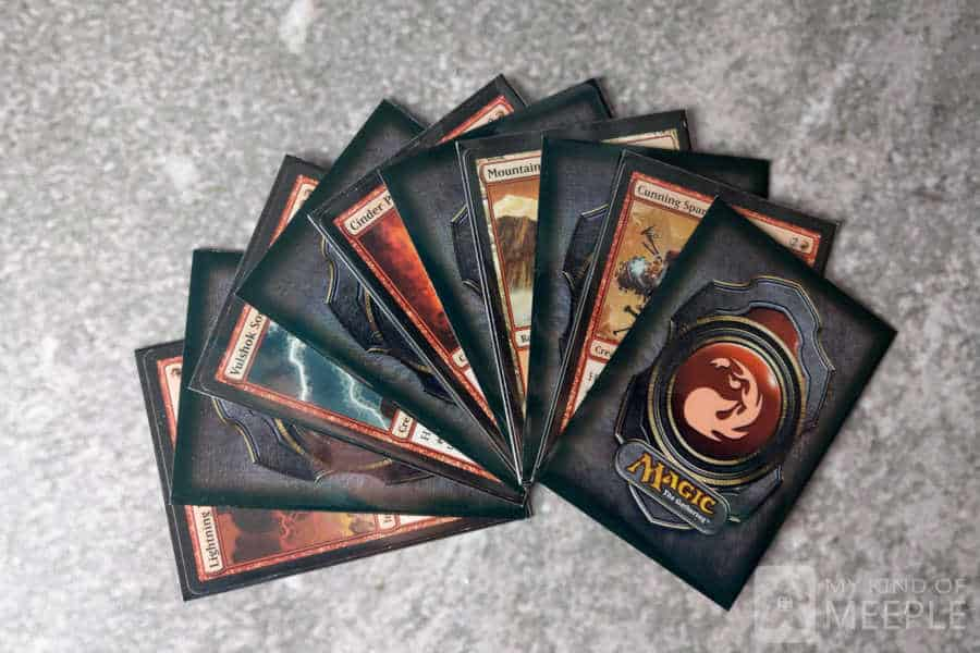 Ultra Pro card sleeves for Magic: The Gathering a simple accessory for upgrading board games and card games