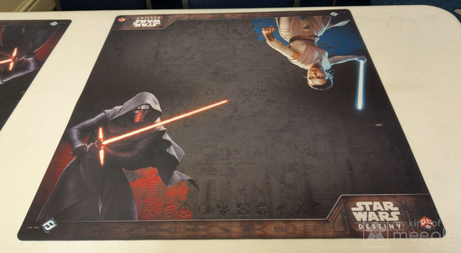 star wars destiny game mat