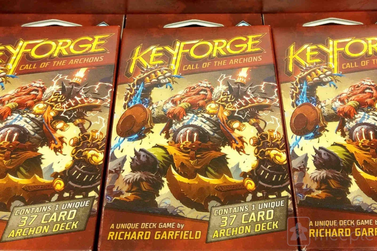 keyforge decks