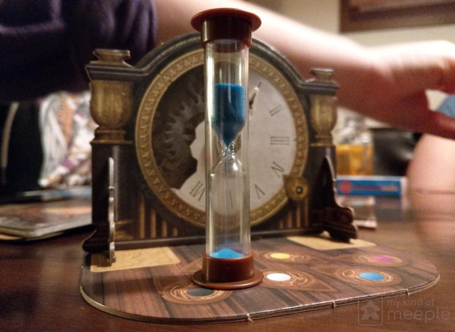 Mysterium sand timer