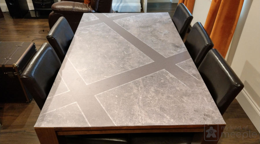 Wargaming table cover