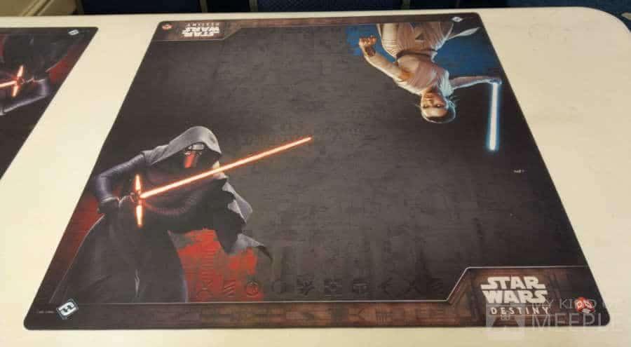 Star Wars: Destiny game mat