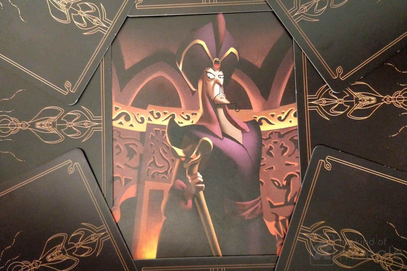 Jafar from Disney Villainous