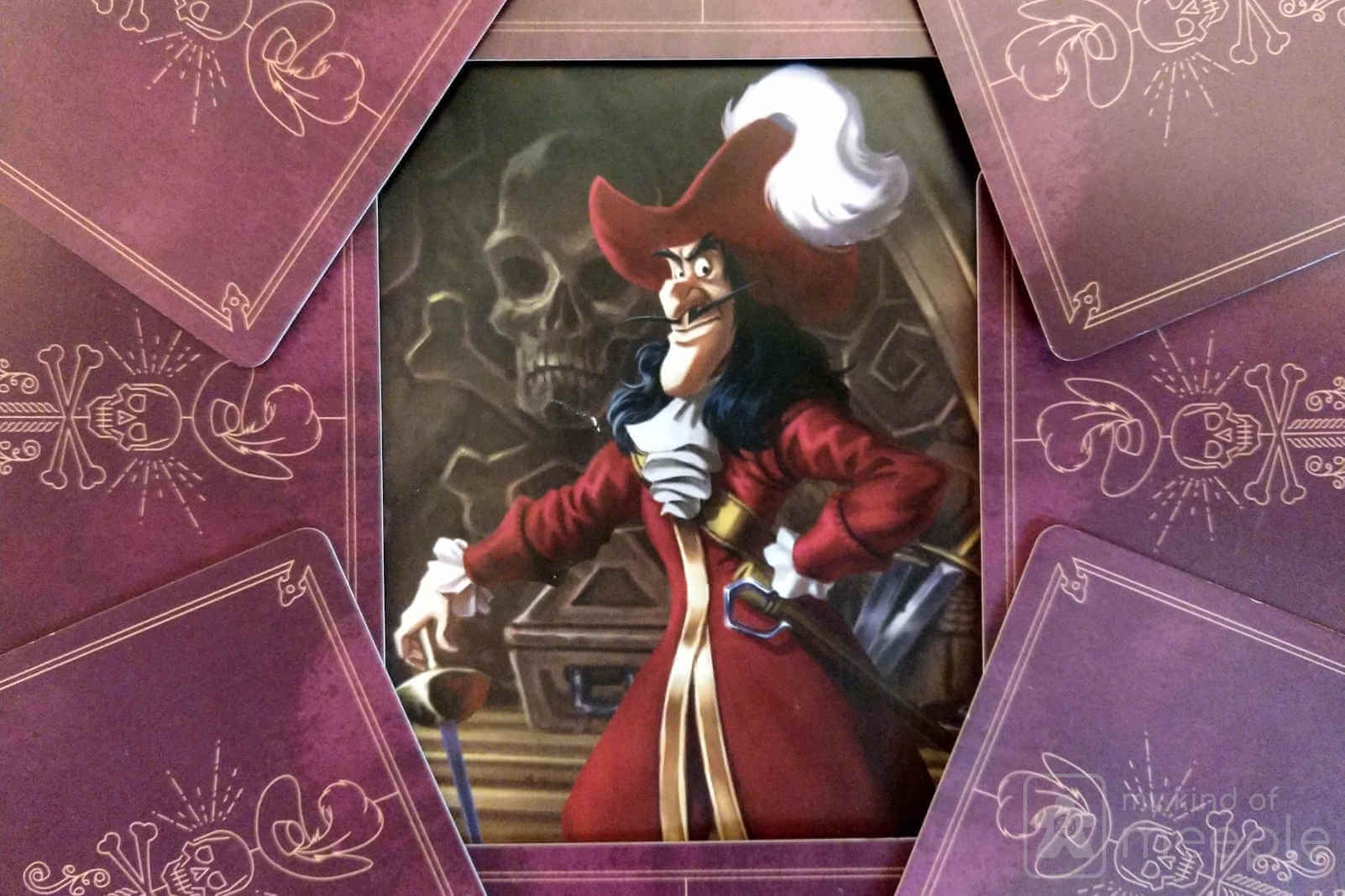 Captain Hook Disney Villainous