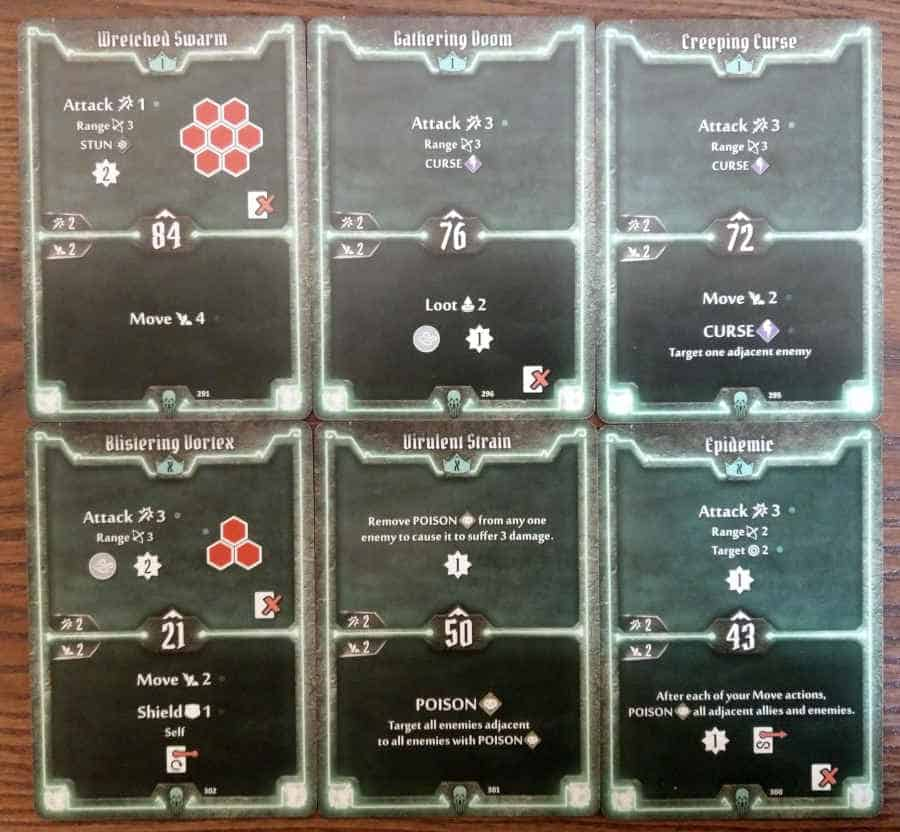 Gloomhaven Unlockable Classes *SPOILERS!* Locked Characters