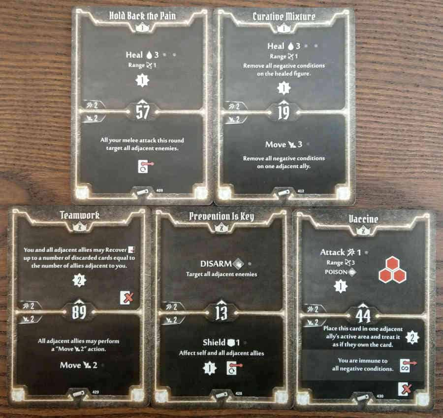 Gloomhaven Unlockable Classes *SPOILERS!* Locked Characters
