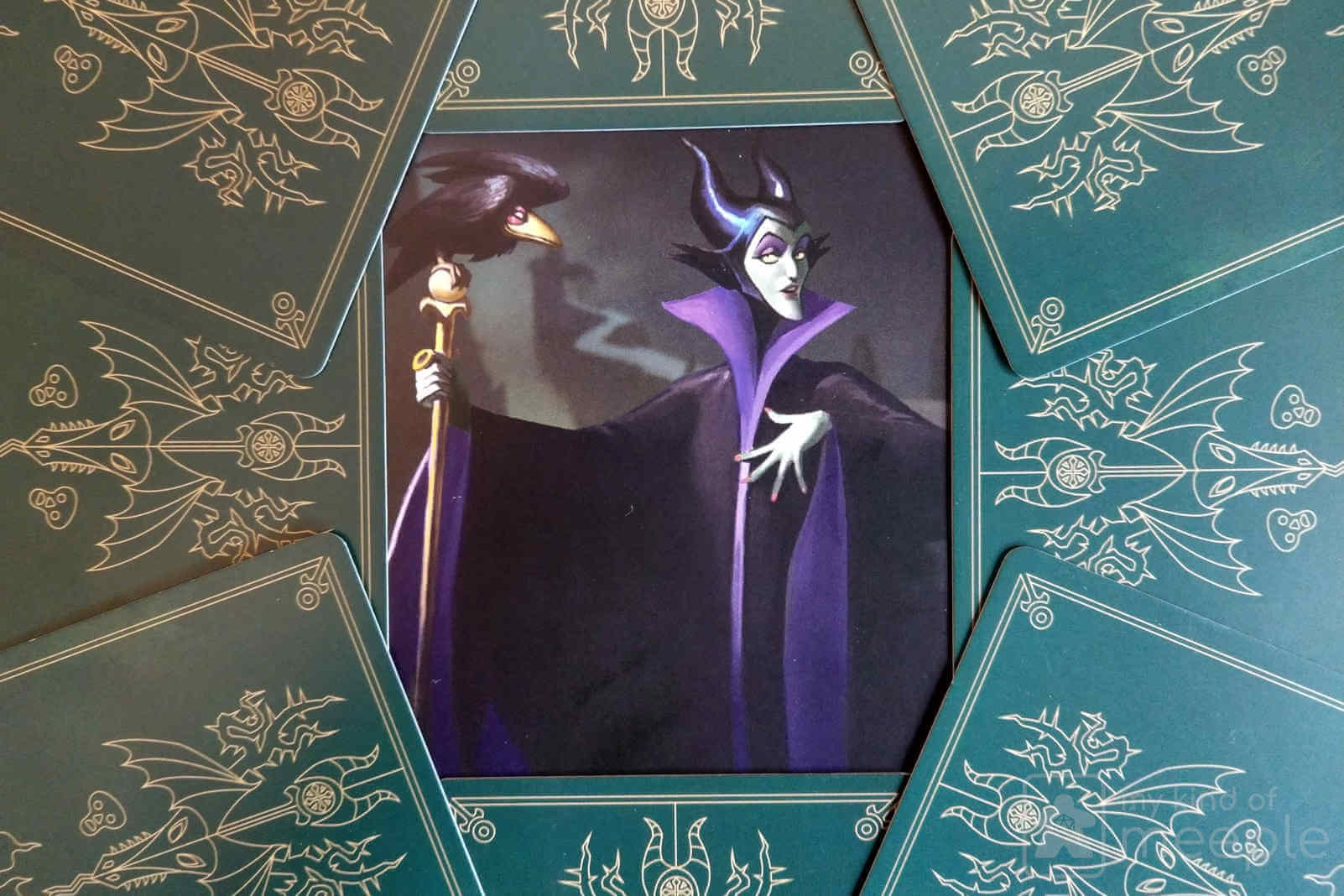 Maleficent Disney Villainous