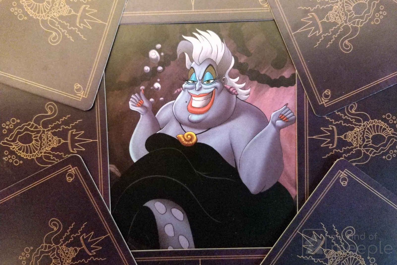 Ursula Disney Villainous
