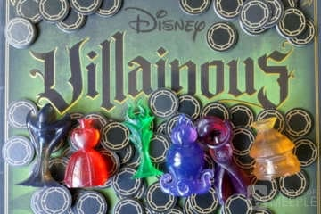 villainous board game box