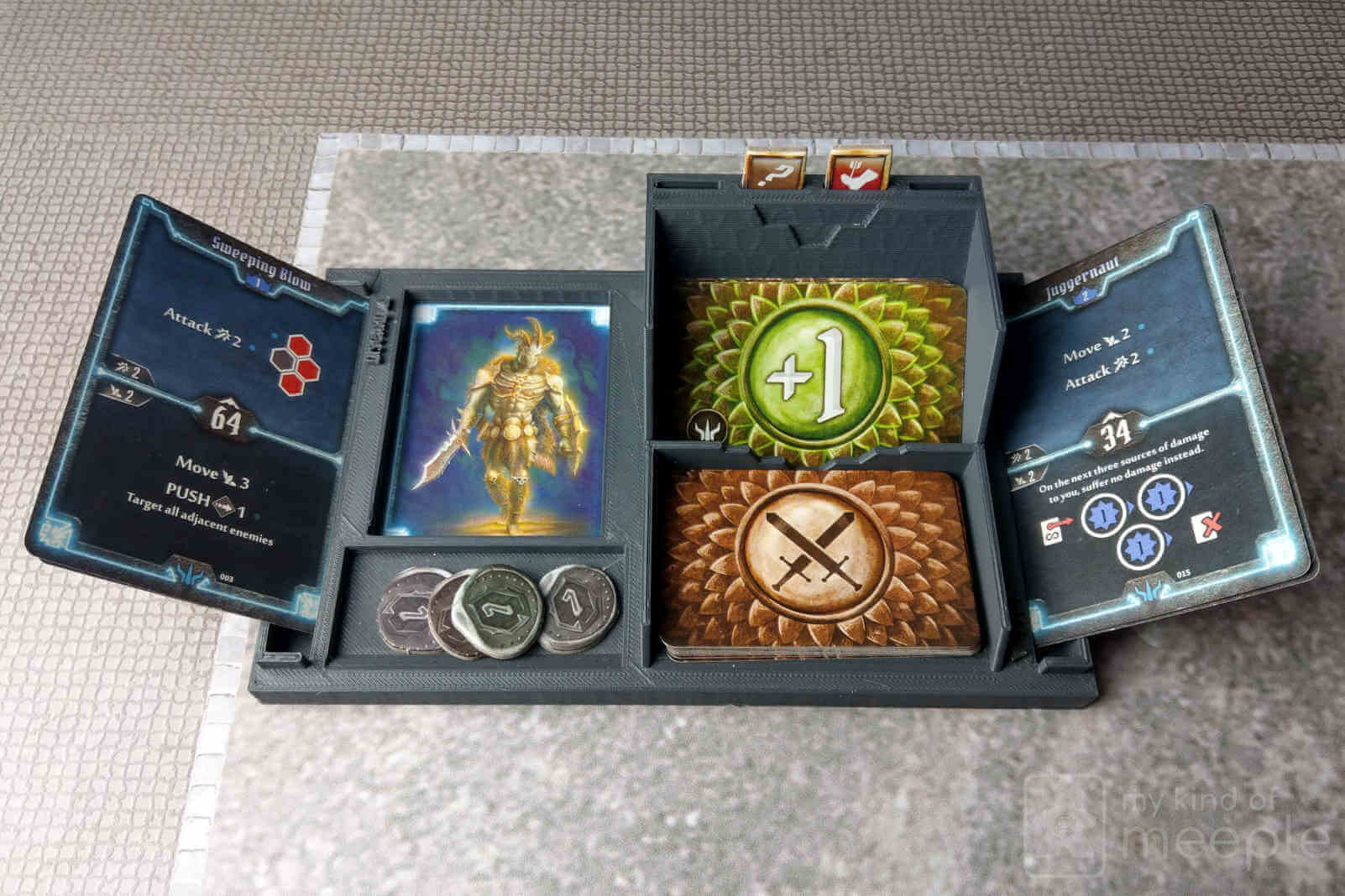 Gloomhaven Player Organizer