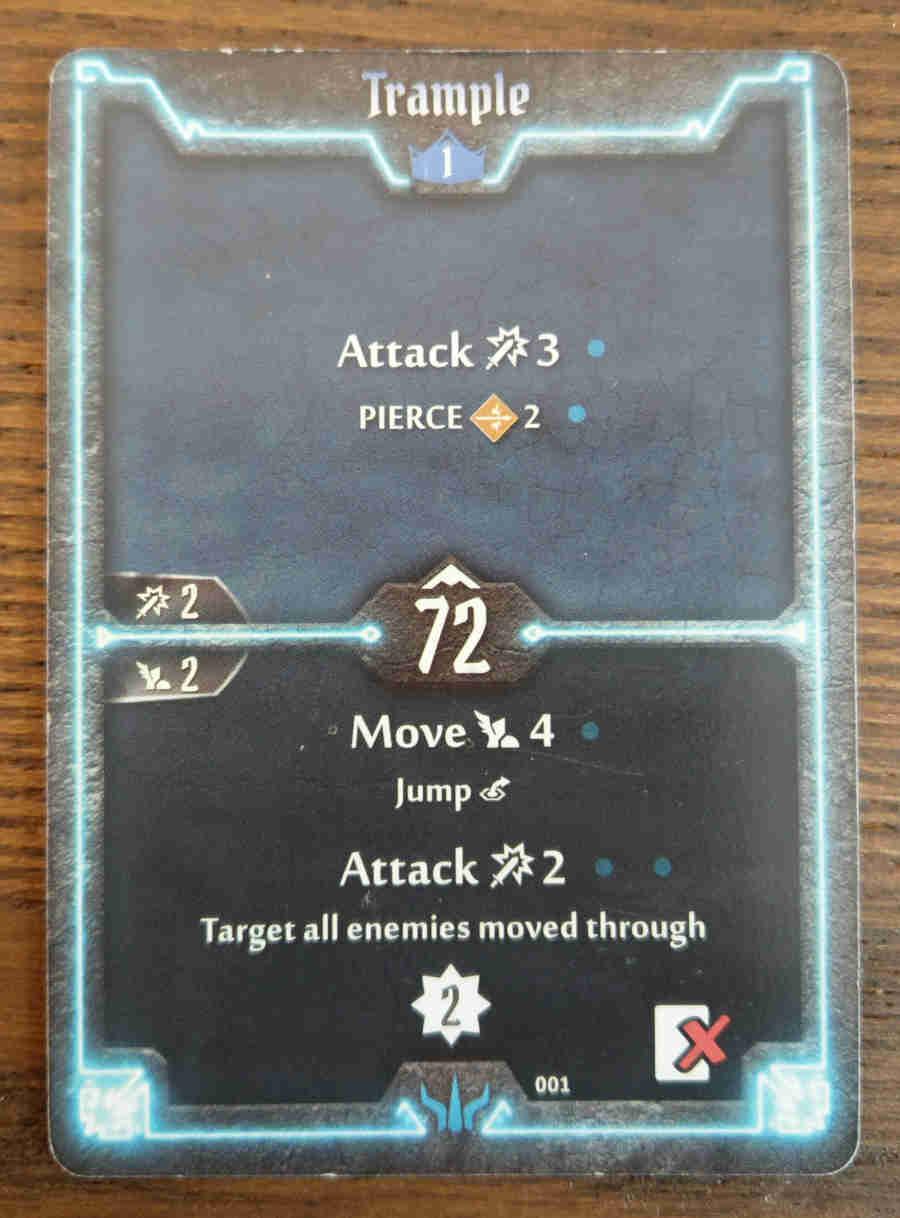 Brute Trample card