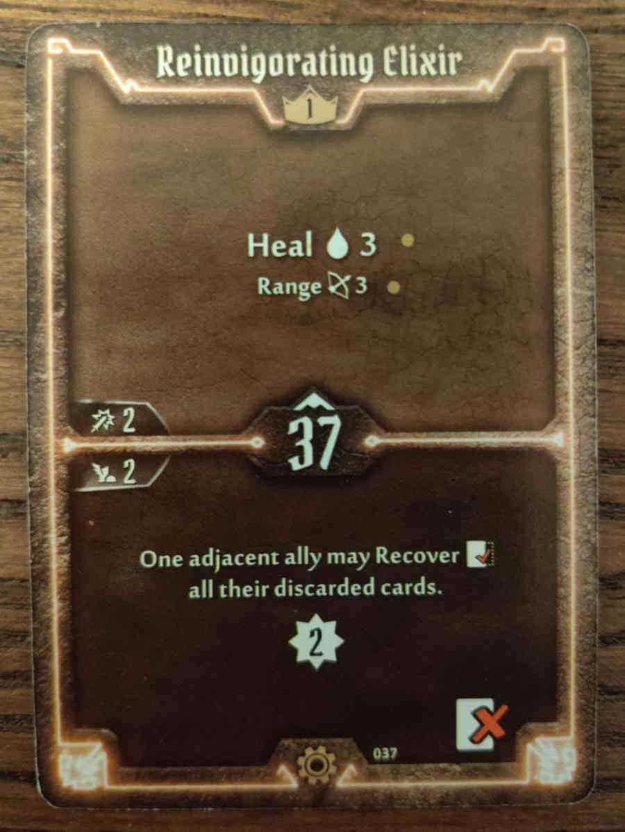 Tinkerer Reinvigorating Elixir card