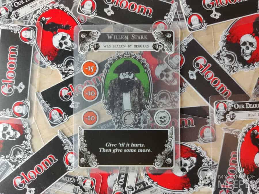 Gloom card game