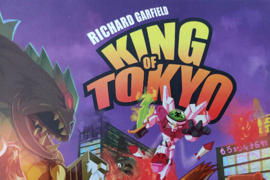 King of Tokyo box