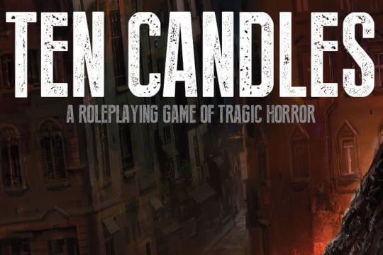 Ten Candles cover
