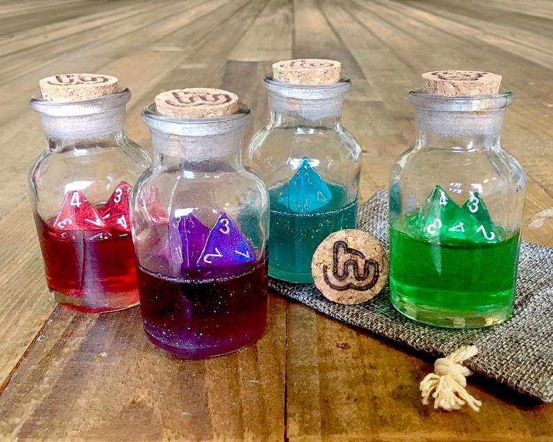 Potions of Healing Image credit: Hartley Working on Etsy