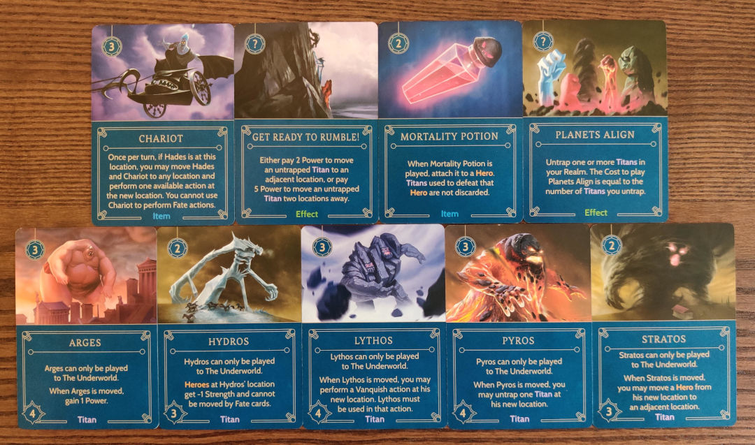 disney villainous hades important cards