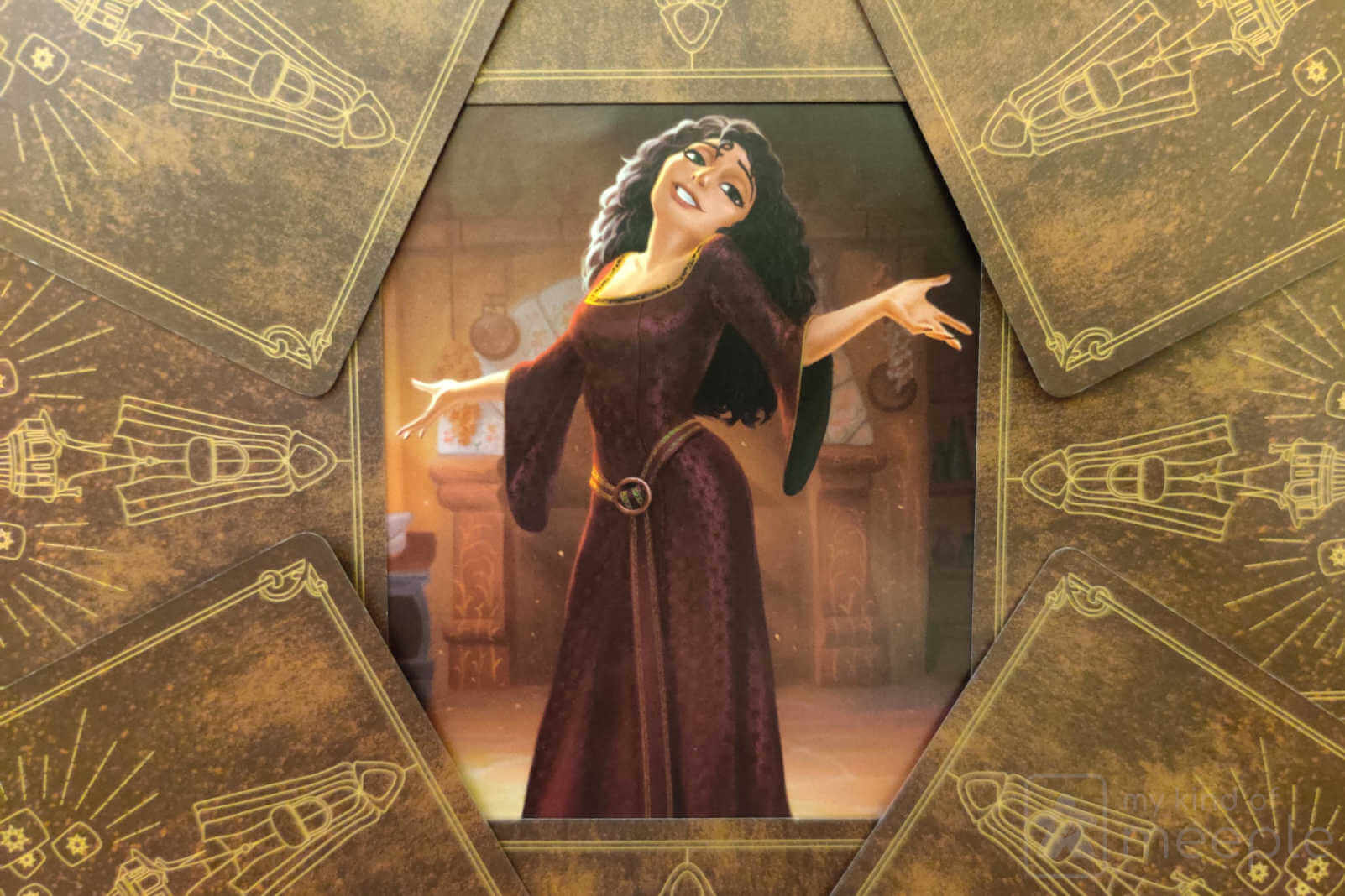 mother gothel disney villainous