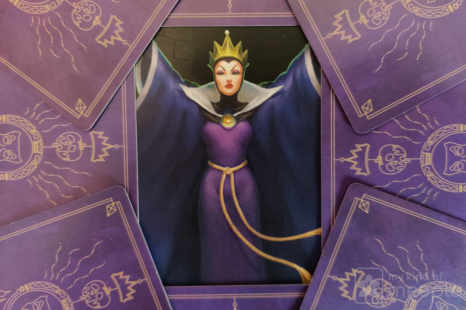 Evil Queen Disney Villainous