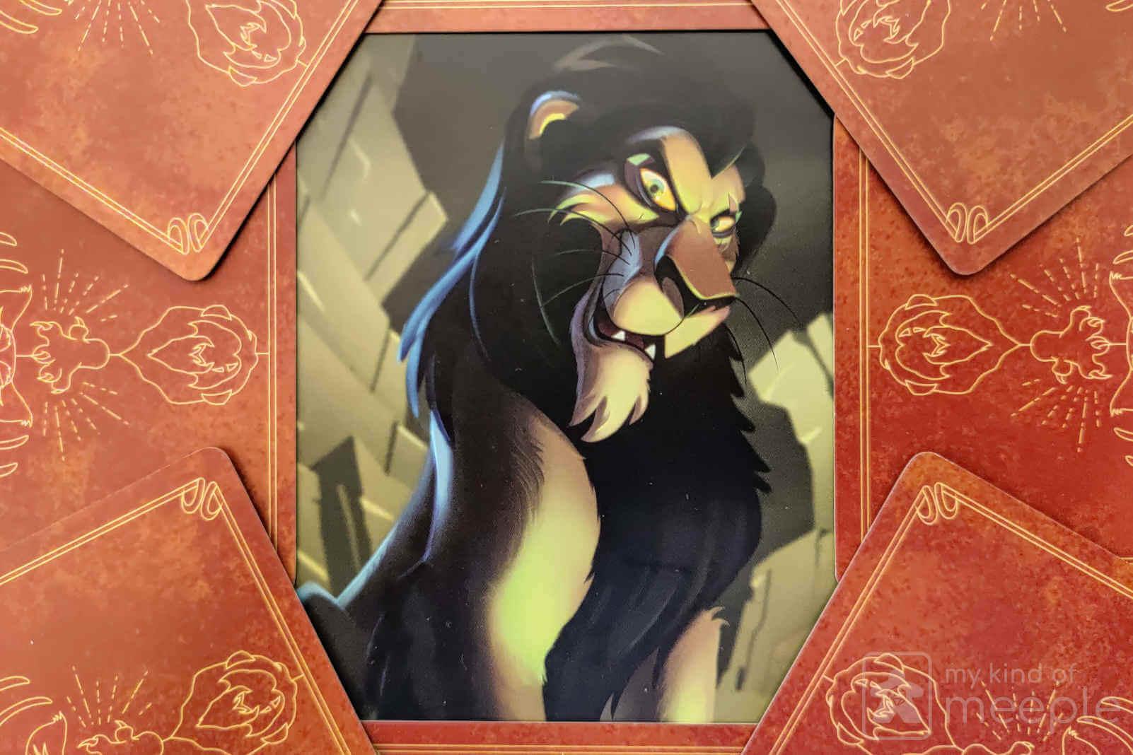 Scar Disney Villainous
