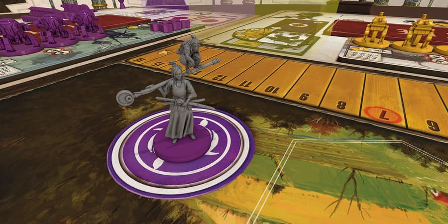 Scythe on Tabletop Simulator on Steam