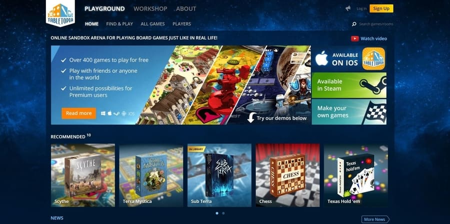 6 Best Sites To Play Board Games Online For Free