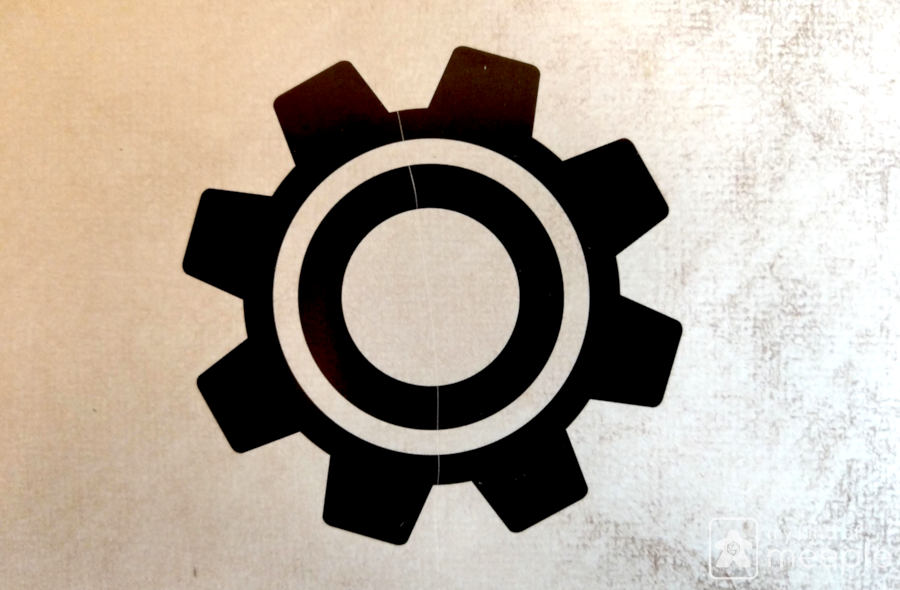 Symbol for the Tinkerer in Gloomhaven