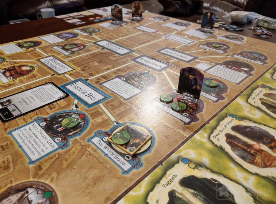 Arkham Horror: Call of Cthulu