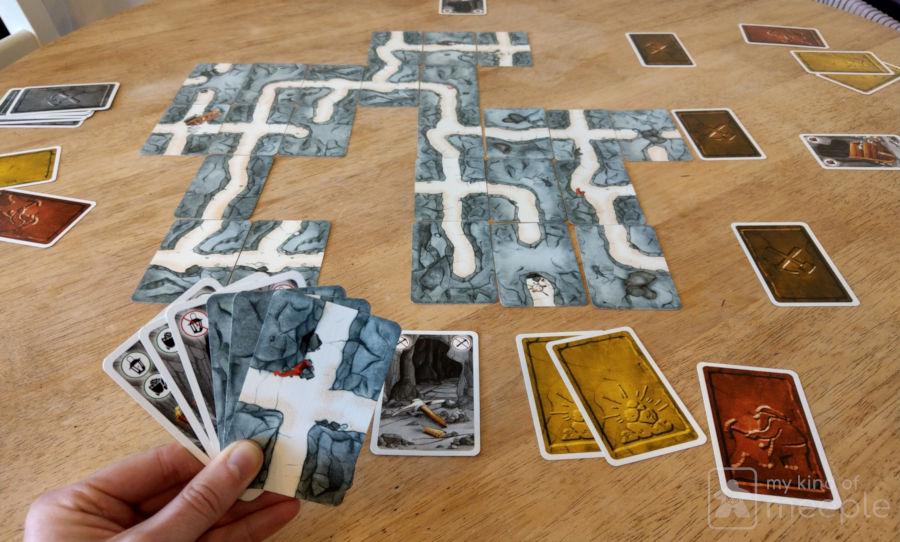 Saboteur board game