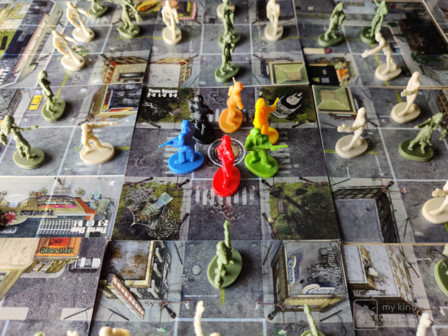 Zombies!!! the board game
