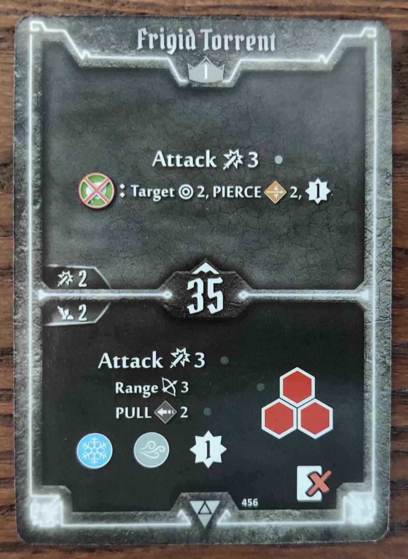 Elementalist Frigid Torrent card