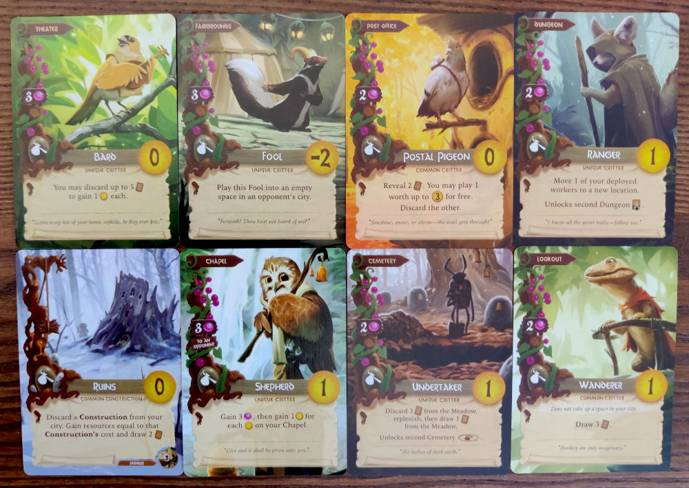 Everdell tan cards