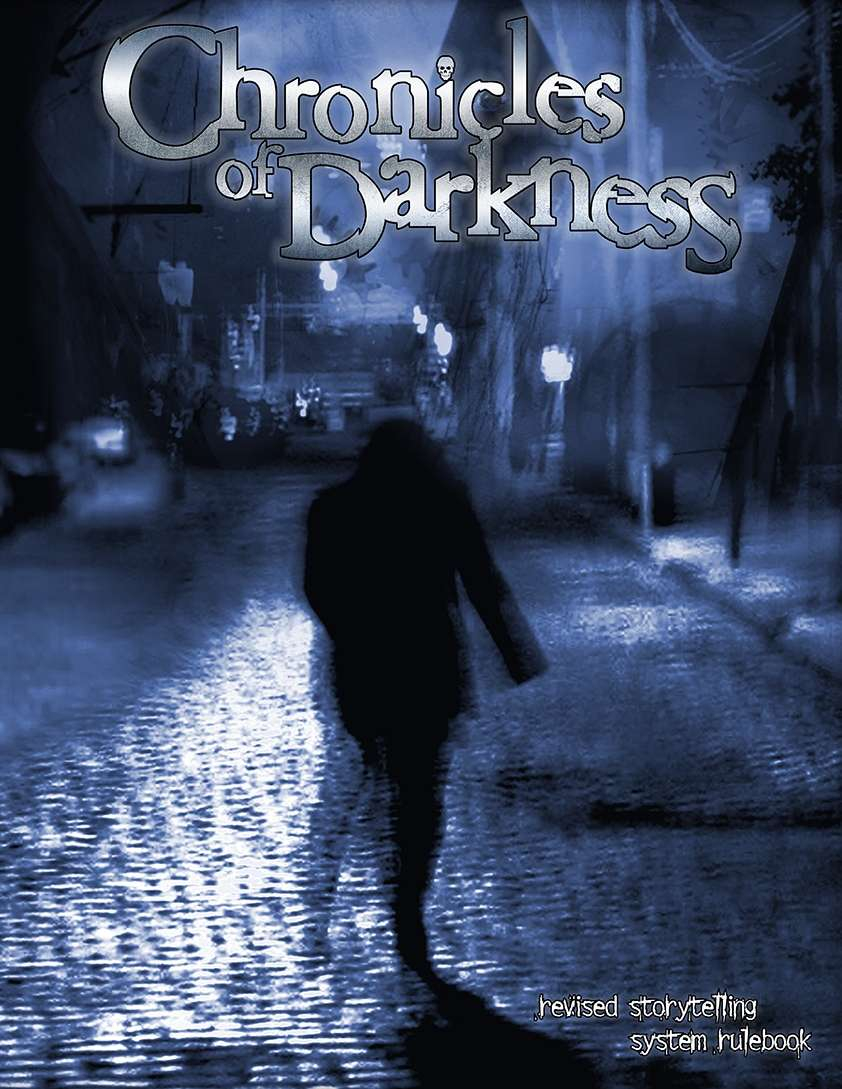Chronicles of Darkness rpg
