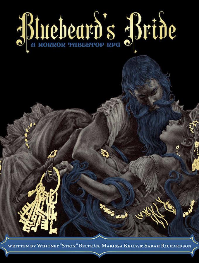 Bluebeard's Bride RPG