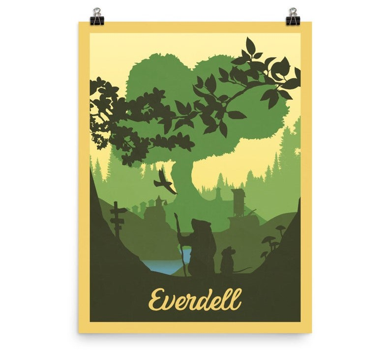 Everdell poster. Image credit: MeepleDesign on Etsy.