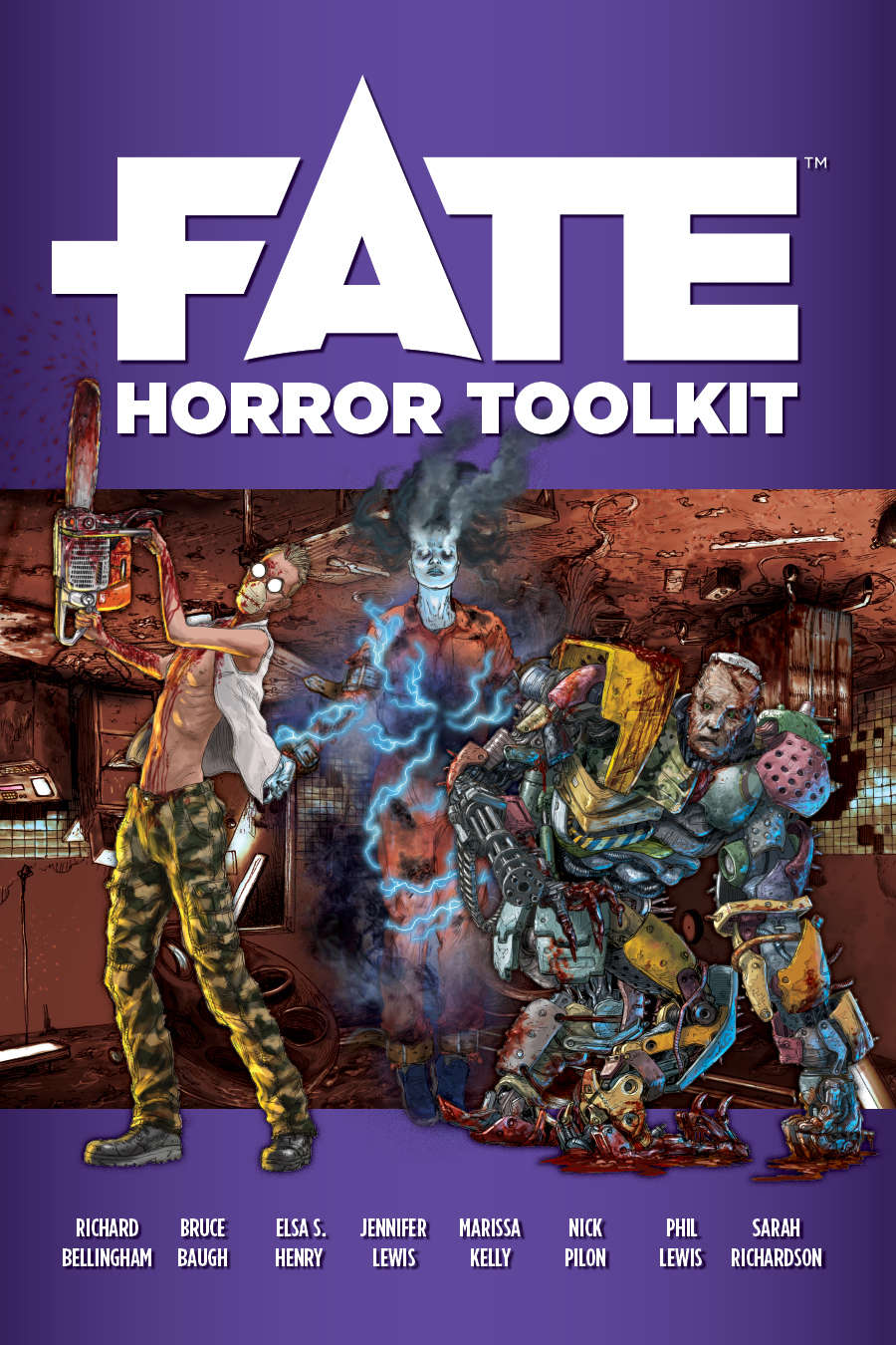 FATE Horror Toolkit cover. Image credit: DriveThruRPG.