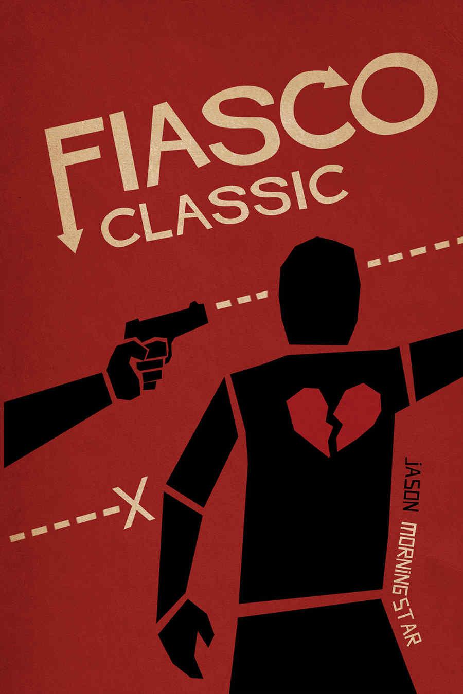 Fiasco cover RPG.