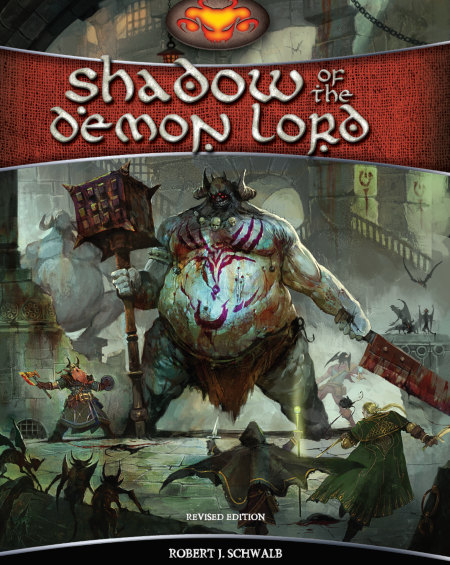 Shadow of the Demon Lord/ Image credit: DriveThruRPG.