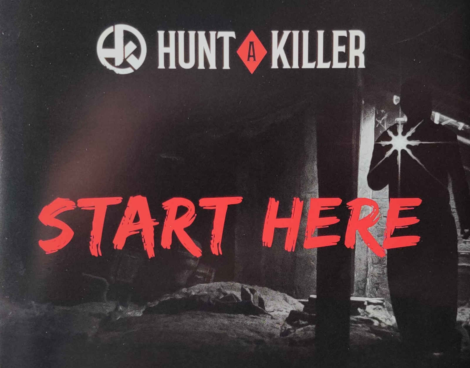 Hunt a Killer Start Here Guide