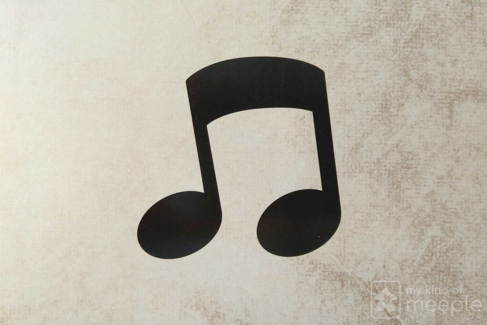 Gloomhaven Soothsinger Music Note Class Symbol