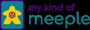 my kind of meeple logo