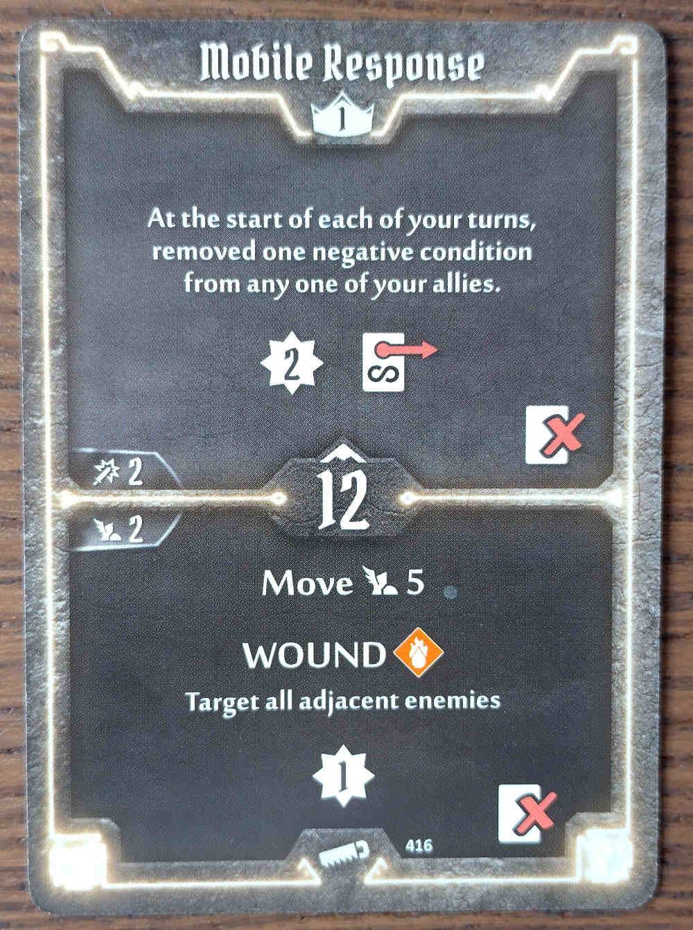 Level 1 Sawbones card Mobile Response