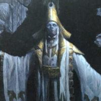 MTG Mikaeus, the Unhallowed with Intimidate card illustration. Image: Wizards of the Coast. Artist: Chris Rahn.